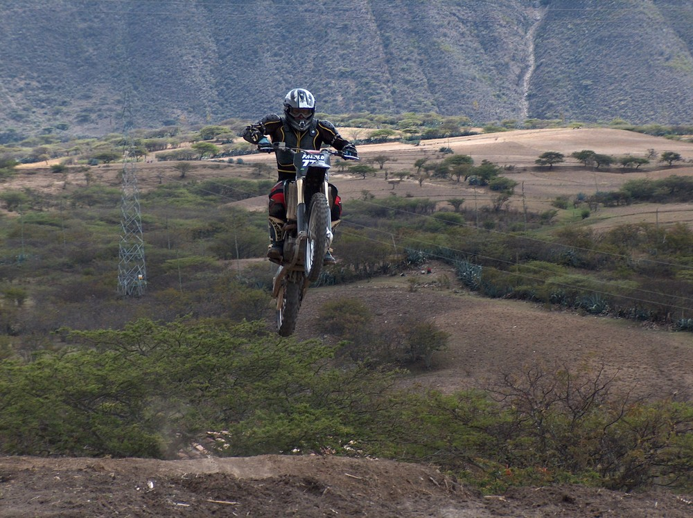 competition of motocross