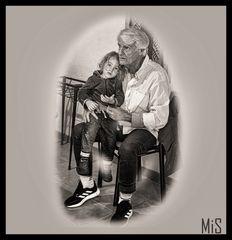 Con mi abueelooo