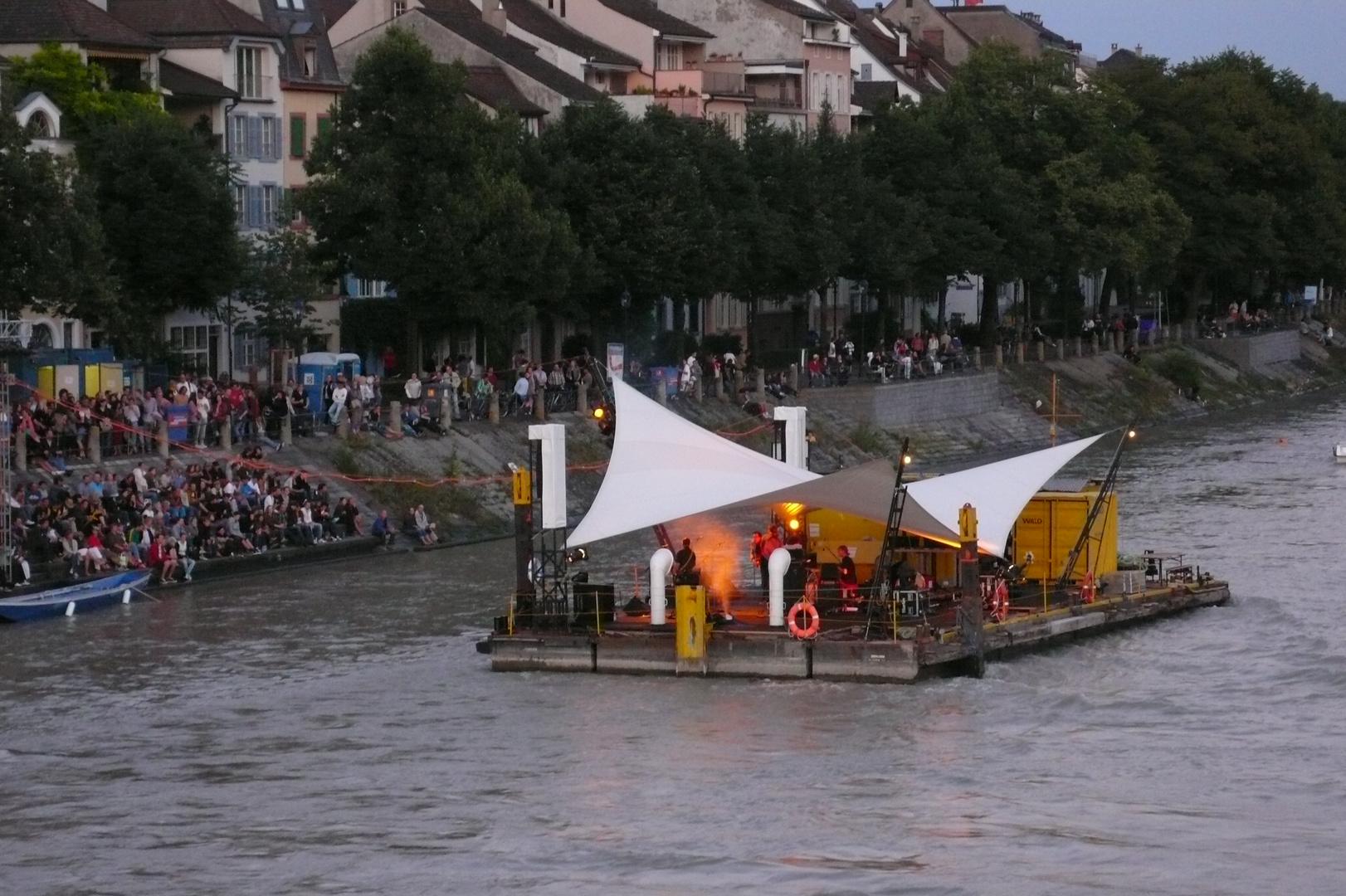 Concerto im Fluss