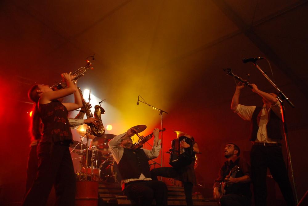 concerts brest britanny summer 07
