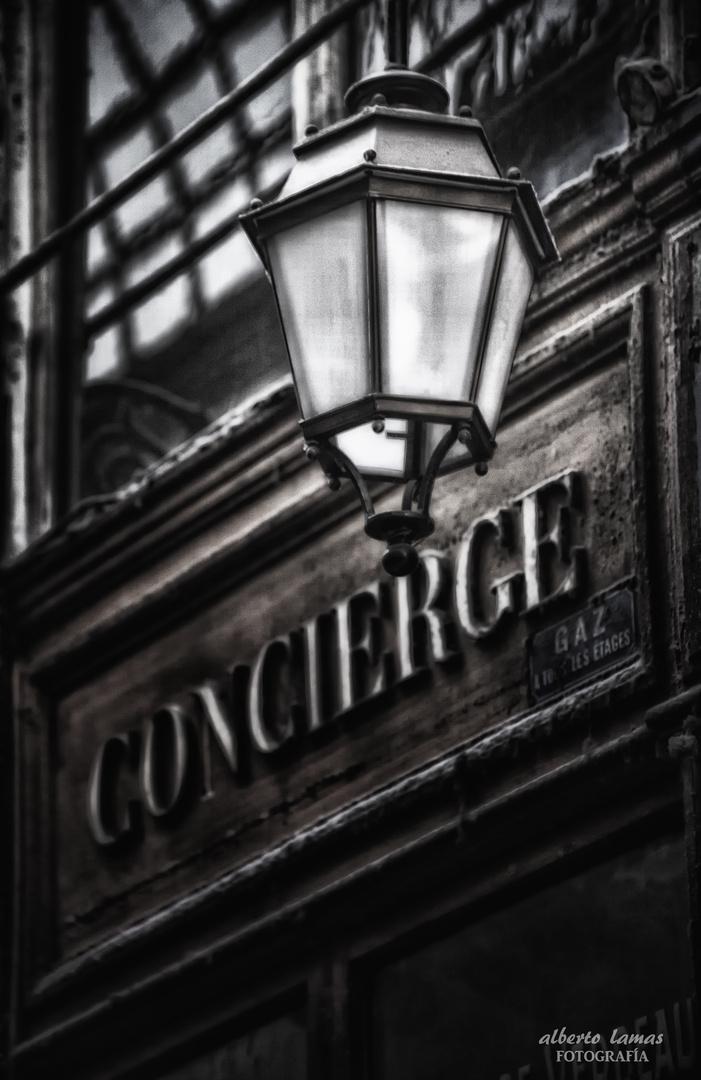concierge (conserje)