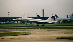 Concorde Rotate Speed