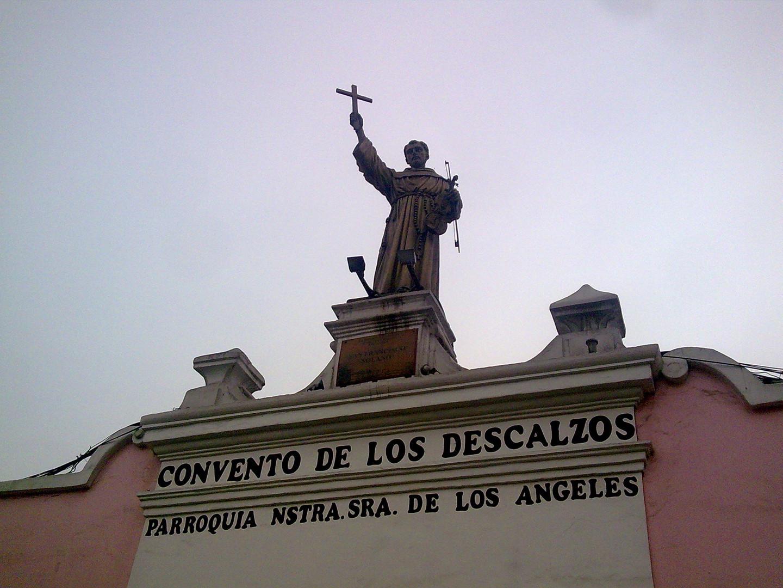 Conevento de los Descalzos Rimac - Lima - Perú
