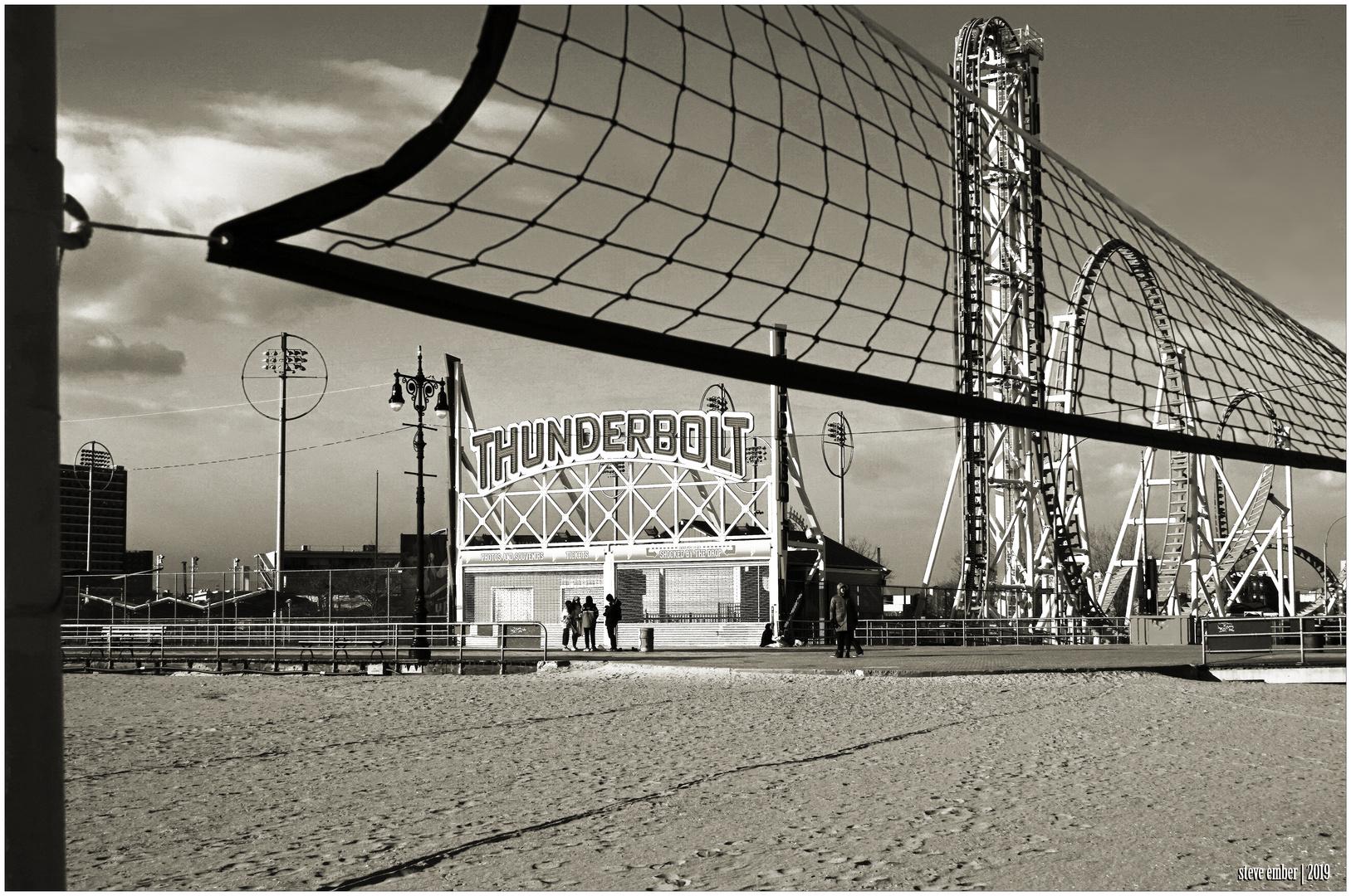 Coney Island Winter - No.1