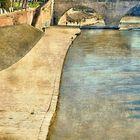 Confidenze in riva al fiume