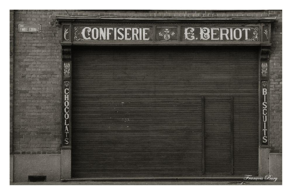 Confiserie E. Beriot