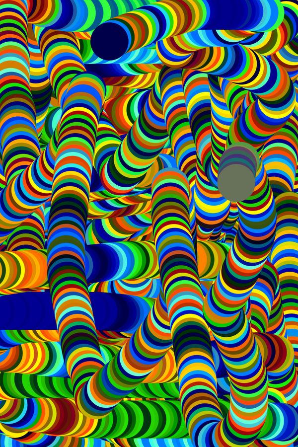 Confusione di colori foto immagini laboratorio digiart - Immagini di tacchini a colori ...