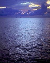 Congo,Cote Sauvage,l'alba ed il petrolio