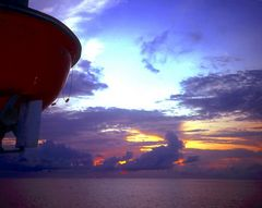 Congo,Cote Sauvage,l'alba ed il petrolio....(1)