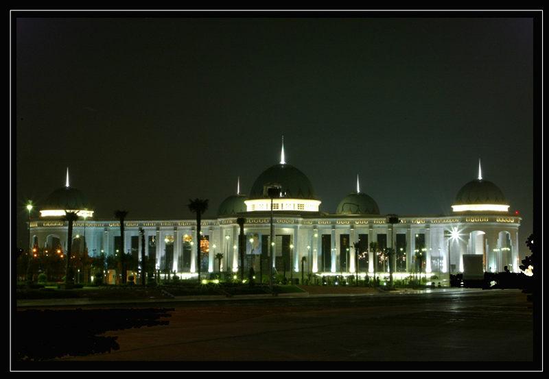 Congress-Center/ Ashgabat / Turkmenistan