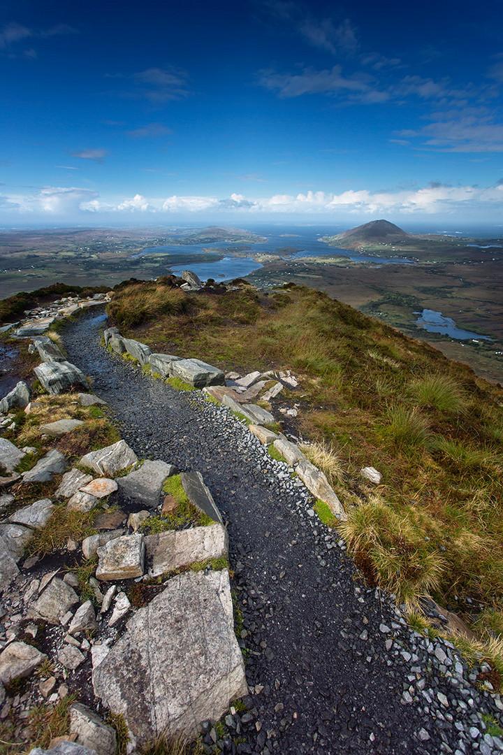 Connemara Nationalpark...