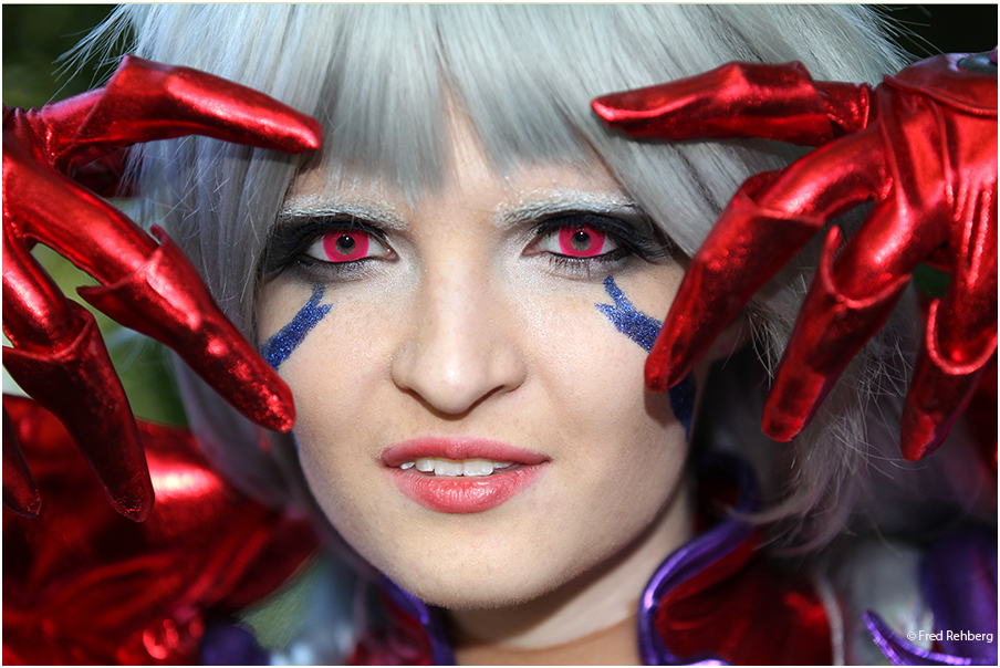 Connichi 2012 - ... red eyes
