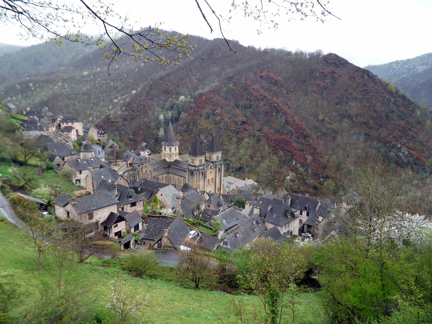 Conques (Aveyron)