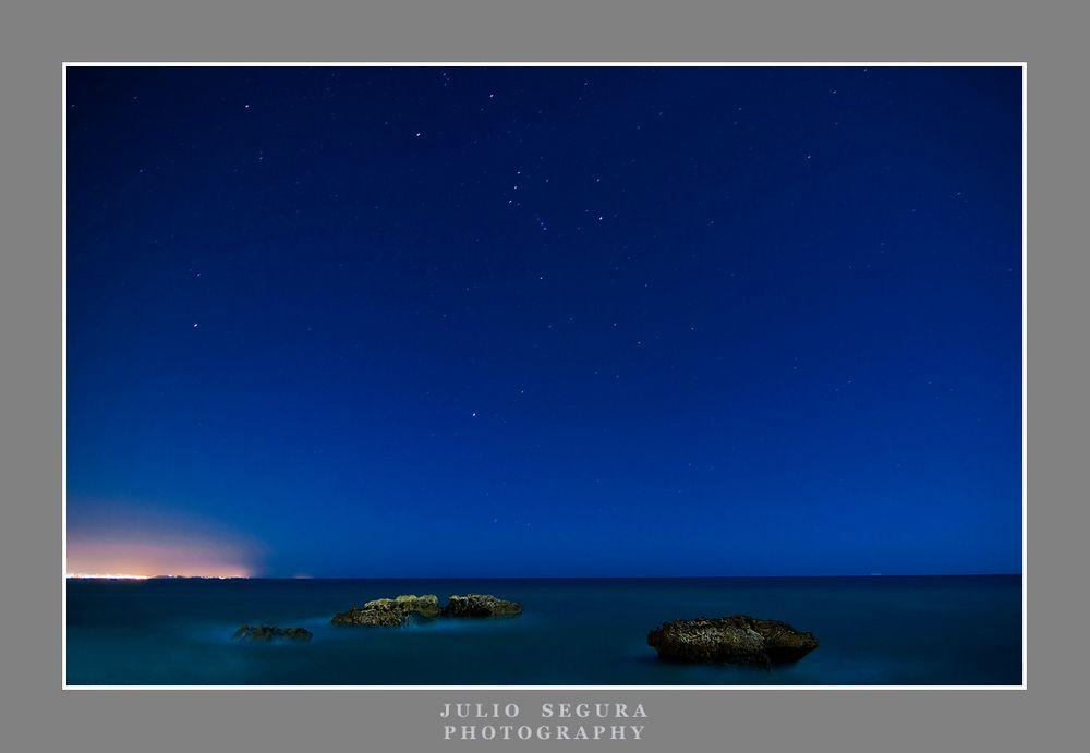 Constelación de Orión 2012