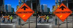 »Construction« 3-D