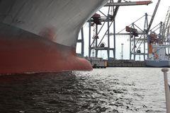 Container Hafen Hamburg 2