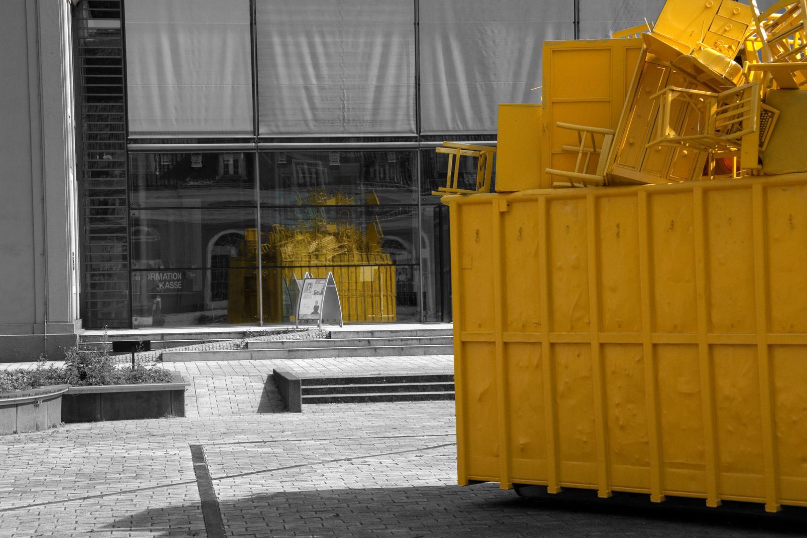 Container Möbel