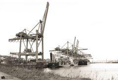 Container Terminal Altenwerder 2
