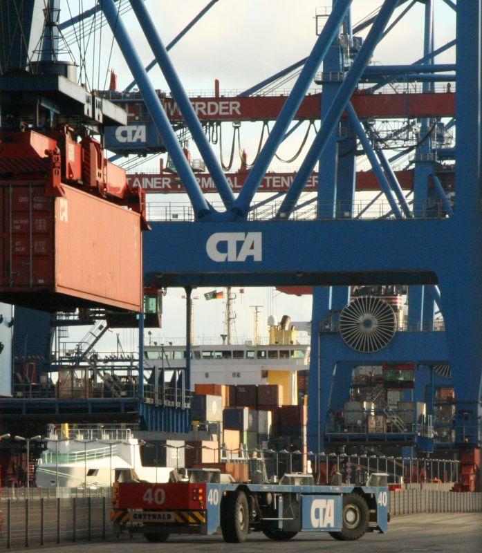 Container Terminal Altenwerder (Hamburg)