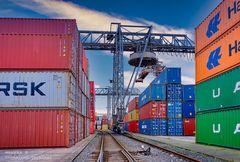 Container Terminal Neuss