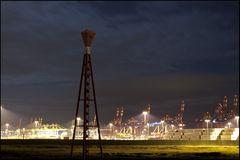 """Containerhafen Bremerhaven """"Wedewarden"""""""