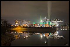 Containerhafen Düsseldorf
