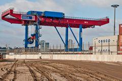 Containerladebrücke #1