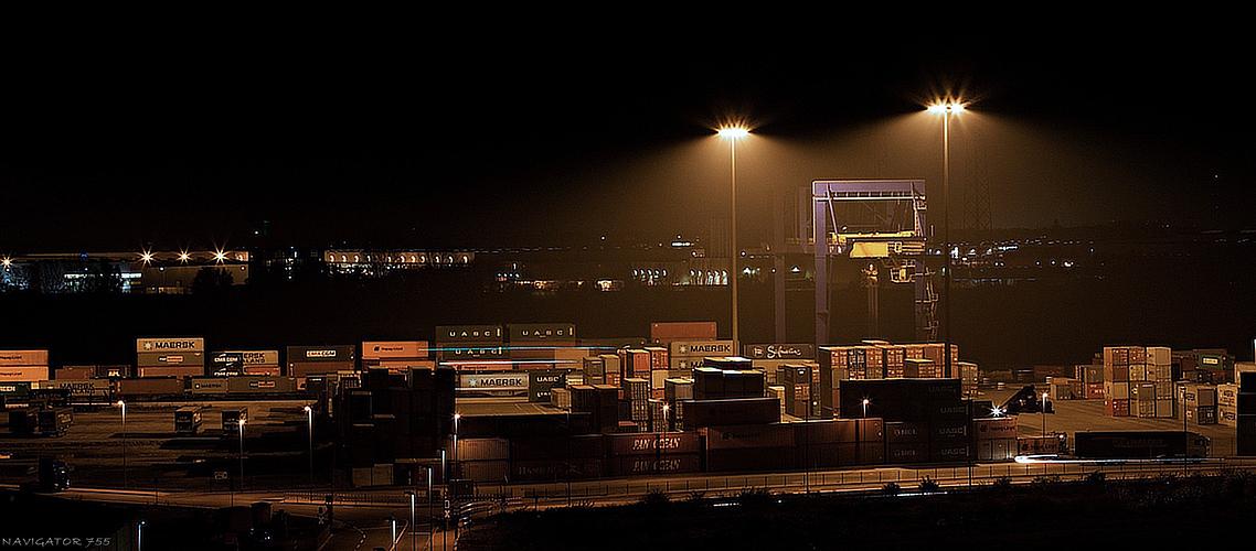Containerterminal.