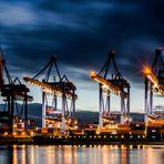 Containerterminal Altenwerder IV