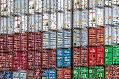 Containerwand