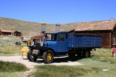 contemporary witness at Bodie, CA