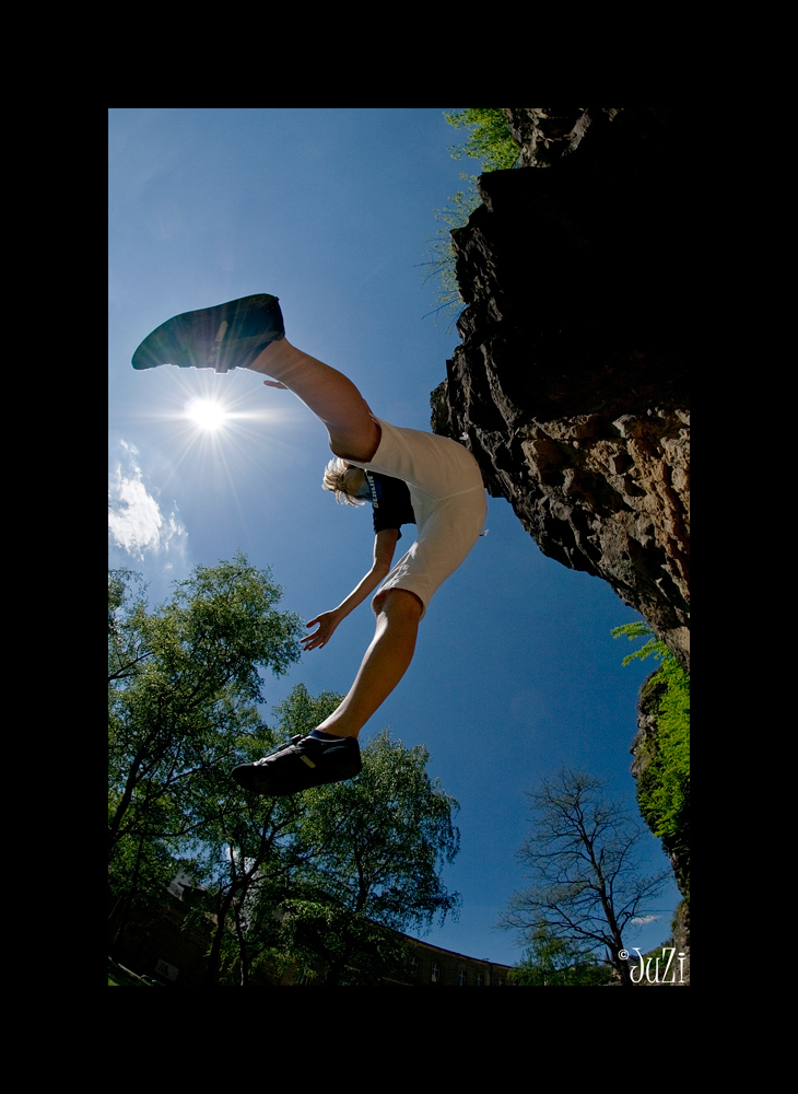 Contre-Jour & Jumping