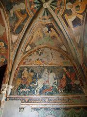 Convento di San Francesco di Susa - Fresko