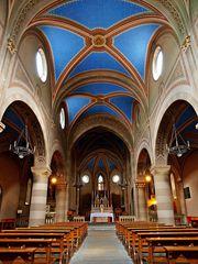 Convento di San Francesco di Susa - Innenansicht