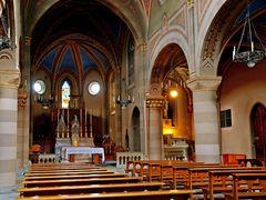 Convento di San Francesco di Susa - Seitenschiff