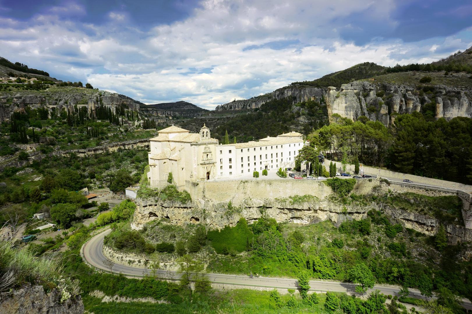 Convento (parador) en Cuenca