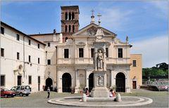 ... Convento San Bartolomeo alll'Isola Tiberino ...