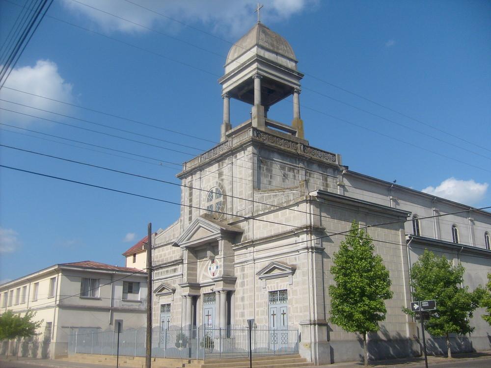 Convento Trinitario, San Carlos