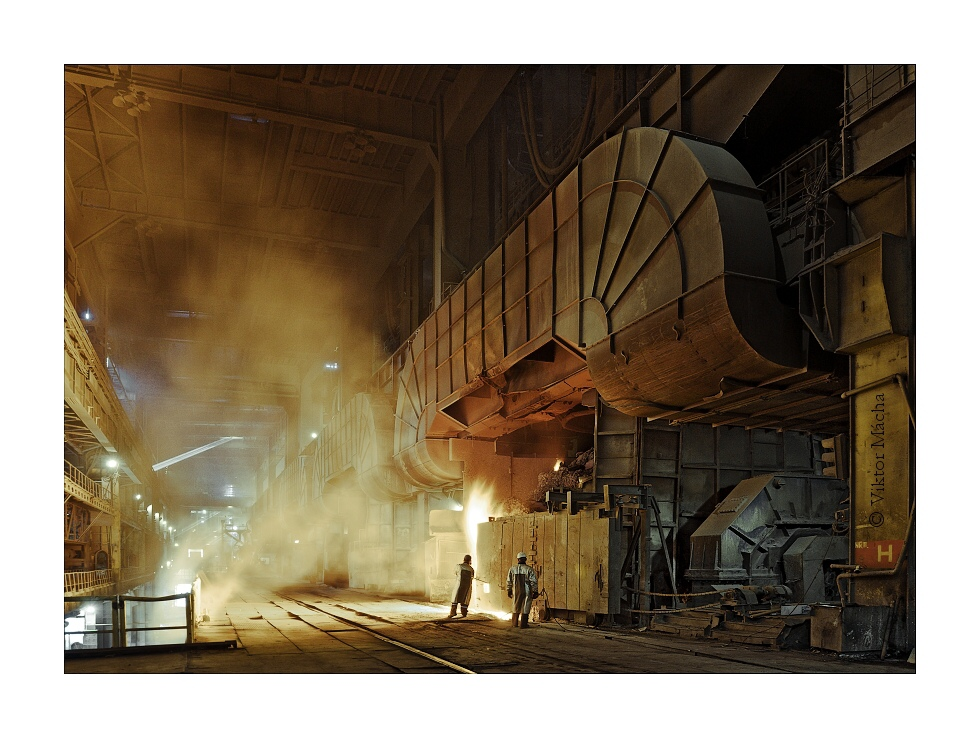 =converter steel plant=
