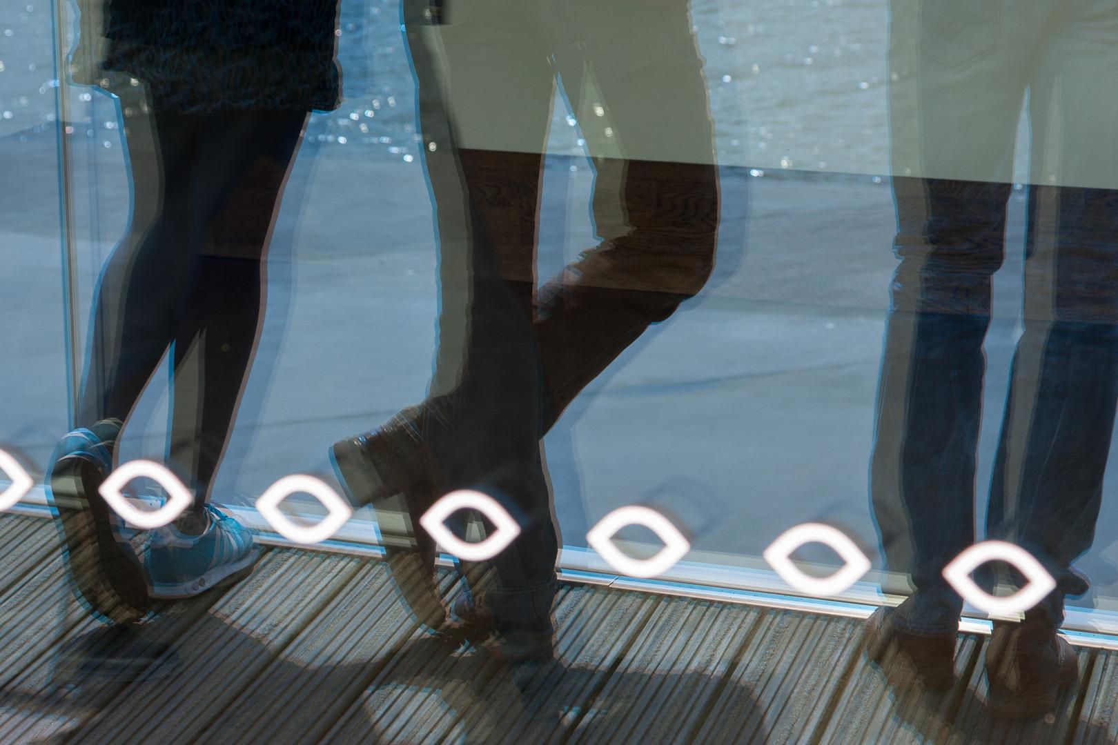 Cool Legs (am Filmmuseum eye)