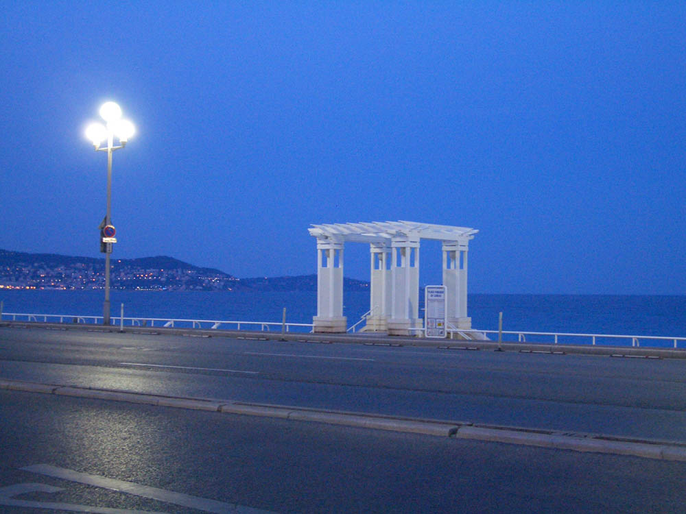 Cool promenade
