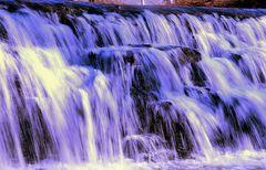 Cool Silky Falls