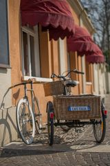 Coole Räder am Garda See