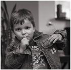 ...cooler Junge