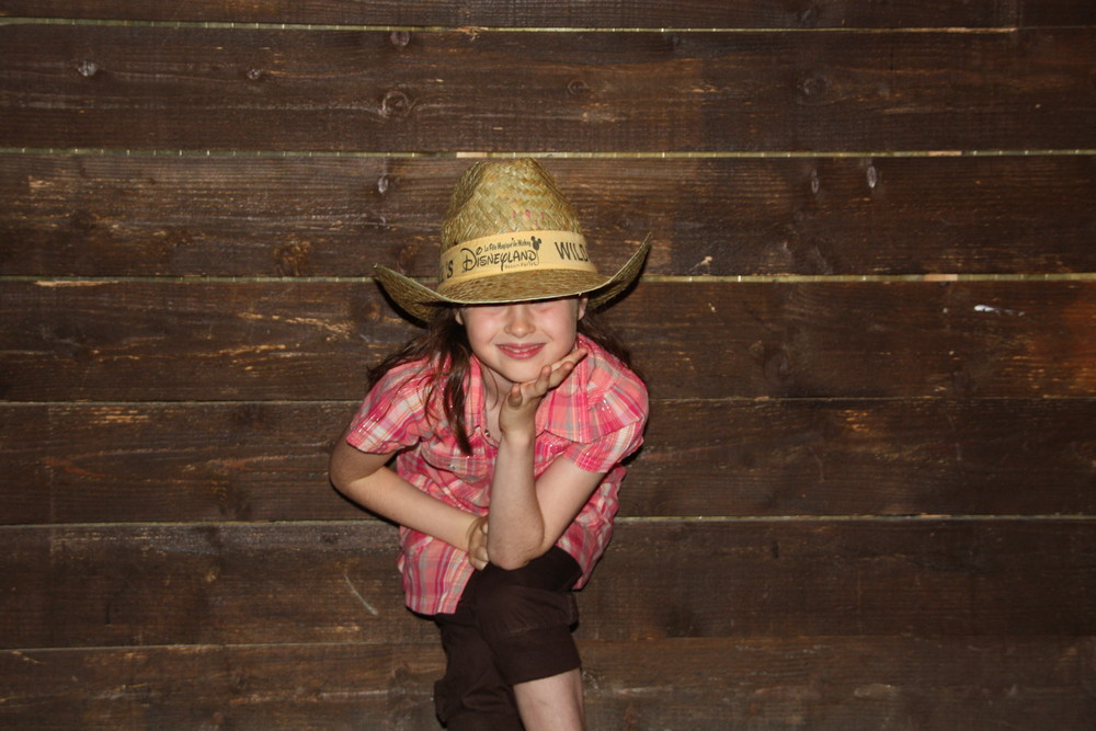 Cooles Cowgirl