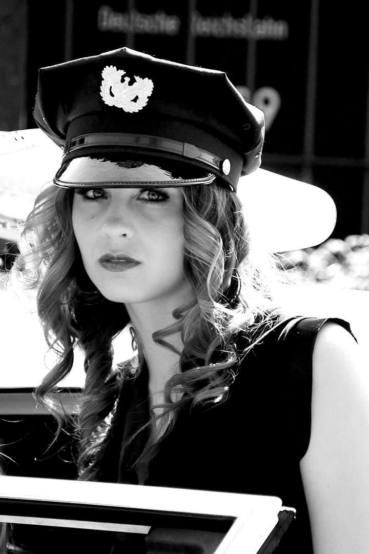 Cop Girl