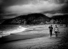 Copacabana b/n