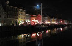 Copenaghen ... le tenebre la rendono romantica