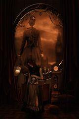 """Copertina vincitrice per """"Il Dottor Jekyll e Mr. Hyde"""": Dottor Jekyll e Lady Hyde"""
