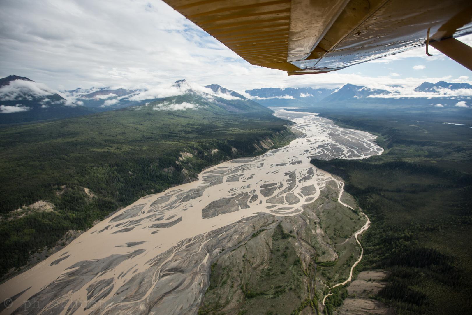 Copper River Wrangell St. Elias Nationalpark